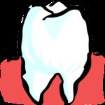 Piękne urodziwe zęby także świetny przepiękny uśmiech to powód do dumy.
